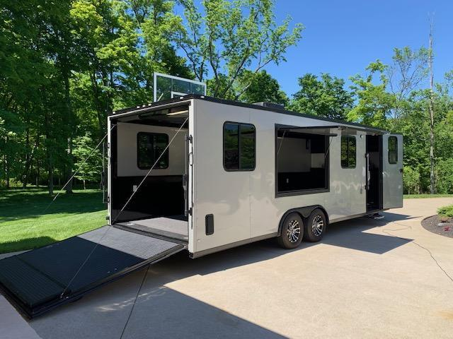 2019 Rock Solid 8.5 x 24 Cargo / Car Hauler / Toy Hauler