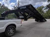 """2020 Kerr Built 8'6"""" x 40' Hydraulic Gooseneck Tilt Trailer"""