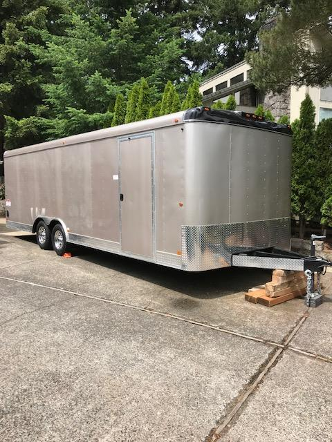 2019 TrailersPlus / Interstate IGVN 8.5 x 24 Car Hauler