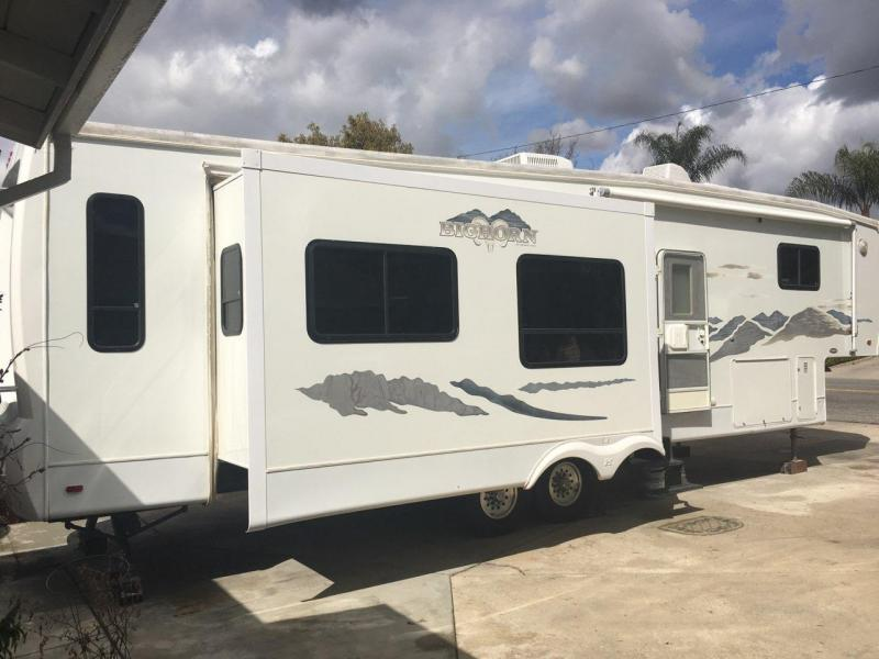 2008 Heartland RV Bighorn 3500 RL Fifth Wheel