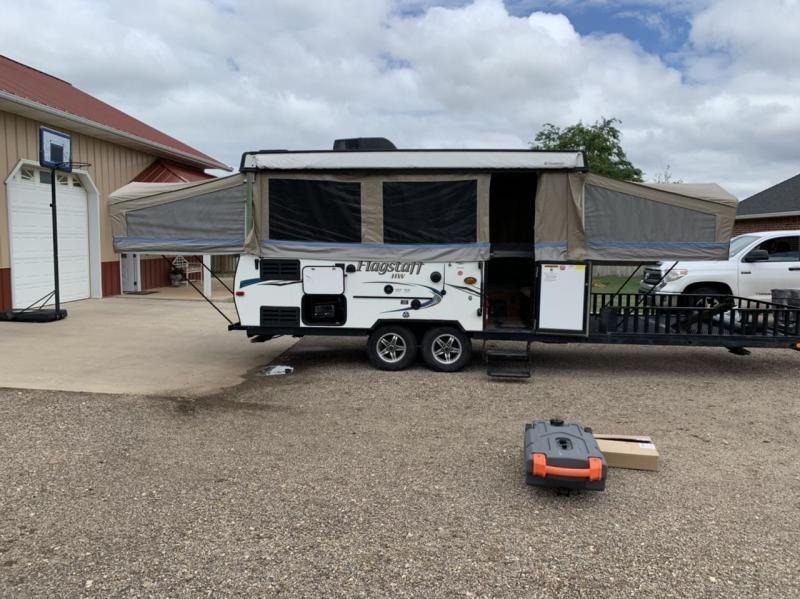 2014 Forest River Flagstaff HW31SCTH Popup Camper