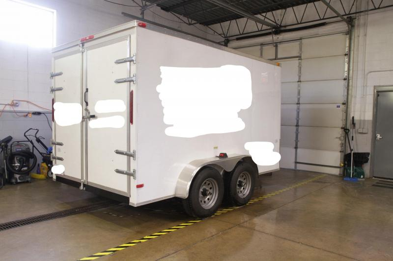 2013 Cooler Trailers 8' x 12' Refrigerated Trailer