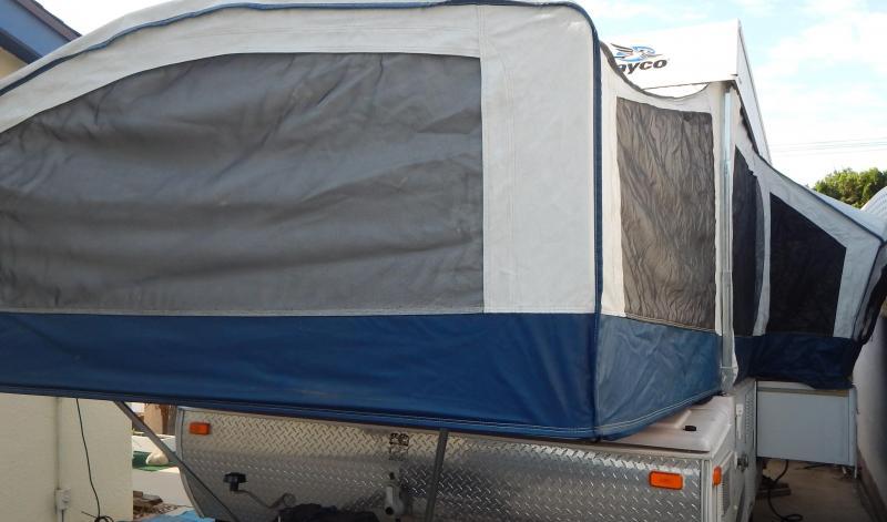 2011 Jayco 1208 Popup Camper
