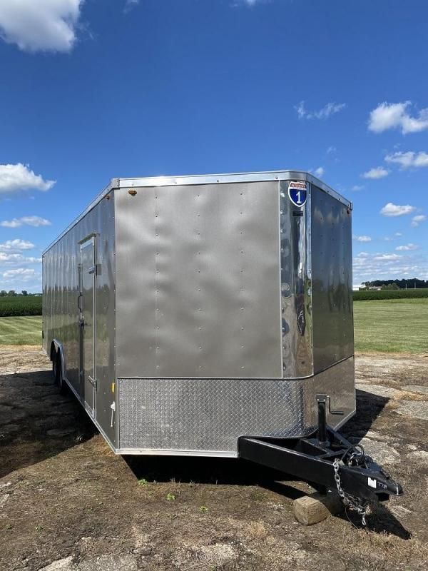 2019 Interstate 1 Trailers IFC 824 TA3 XLT Enclosed Cargo