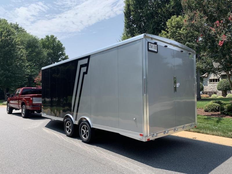 2021 NEO 8.5 x 26 Aluminum Enclosed Trailer