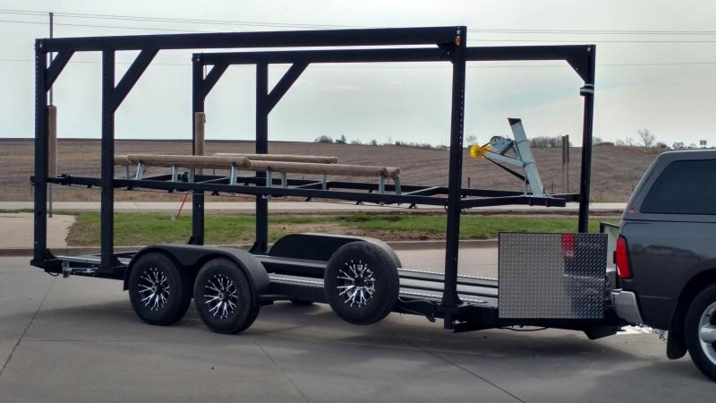 "2017 Sport Trailer 22'6"" Stacker"