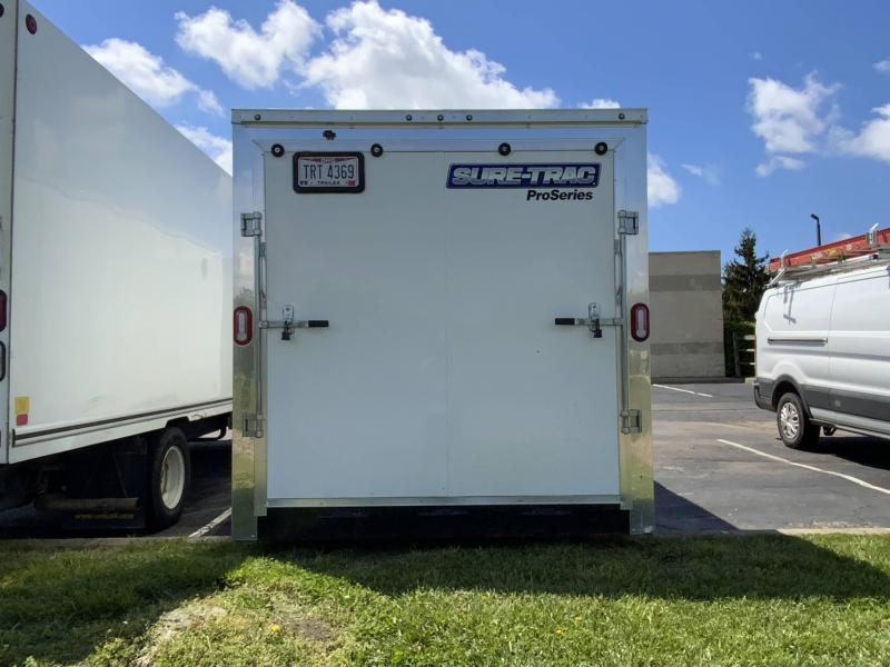 2021 Sure-Trac 7 x 16 Pro Series Enclosed Trailer