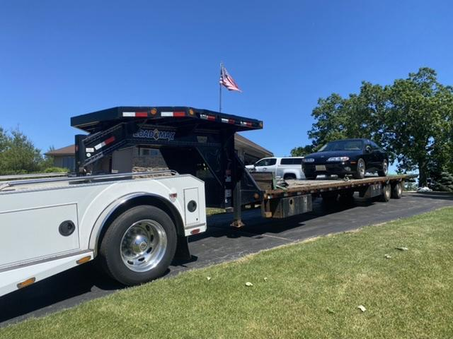 "2018 Load Trail LoadMax 102"" x 44' Flatbed Trailer"