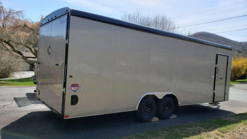2020 Interstate Victory 8.5 x 24 Enclosed Car Carrier / Cargo Trailer