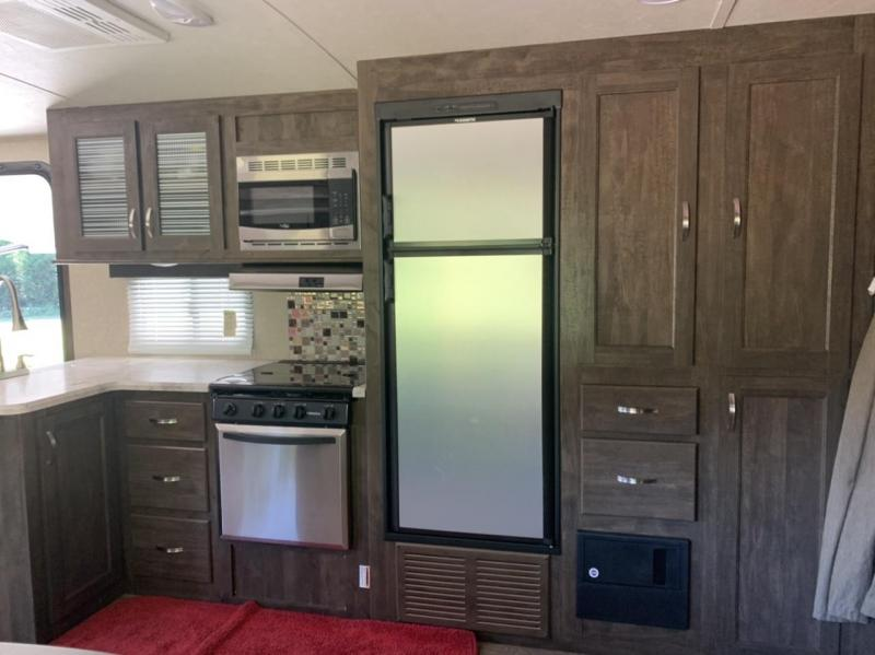 2019 Forest River Vibe 35' Bunkhouse Travel Trailer