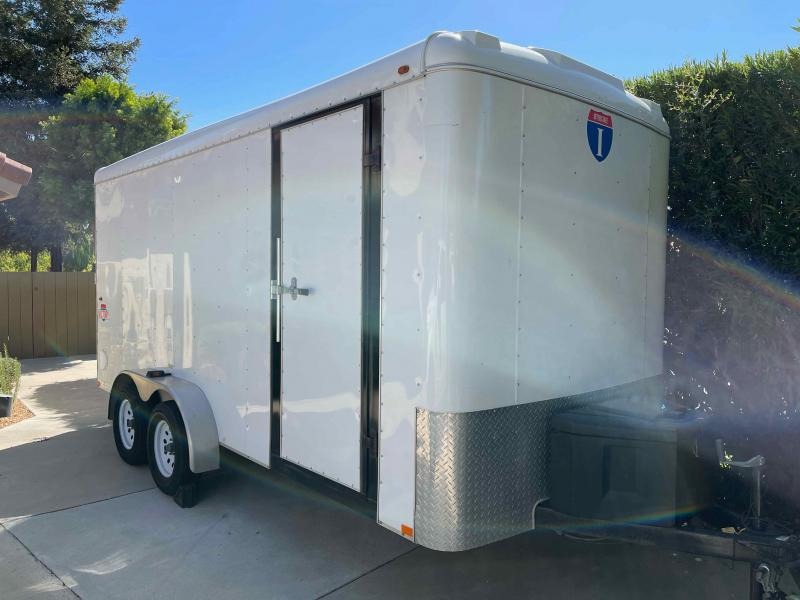 2015 Interstate Victory 7 x 16 Enclosed Cargo Trailer