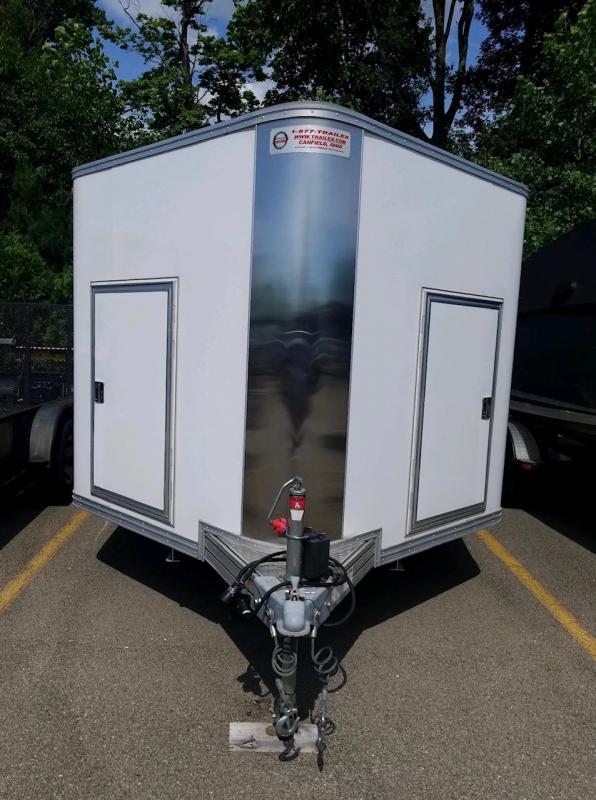 2011 Trailex CTE-80180 Aluminum Car Hauler