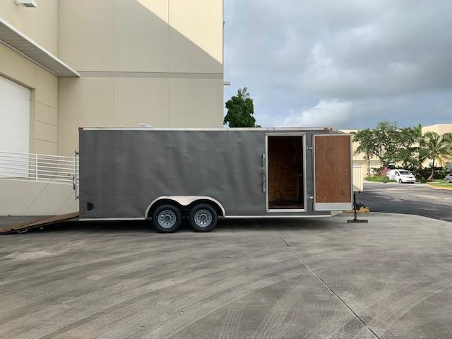 2013 Lark 8.5 x 20 Enclosed Utility Trailer