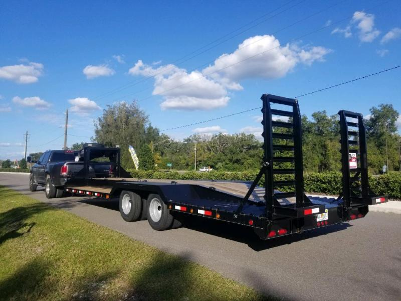"2020 Texas Trailers 102"" x 35' Custom Lowboy Gooseneck Trailer"