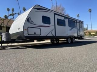 2013 Dutchmen Coleman DB 28' Travel Trailer