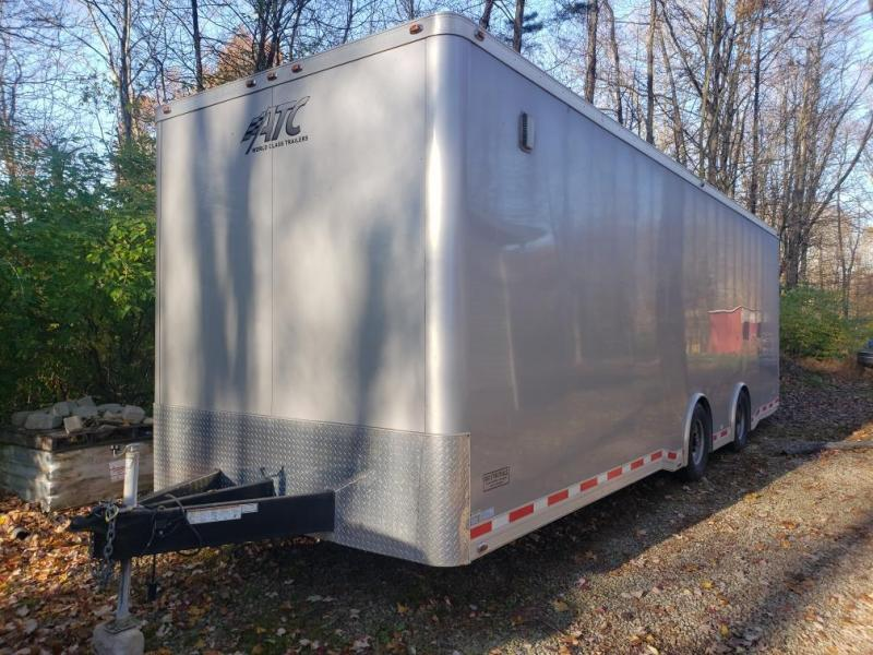 2016 ATC Quest 8.5 x 28 Car Trailer