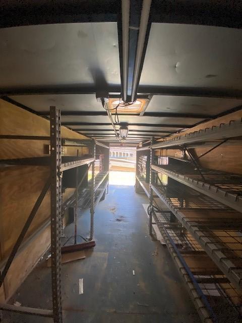 2019 Horton 8 x 20 V-Nose Enclosed Cargo Trailer