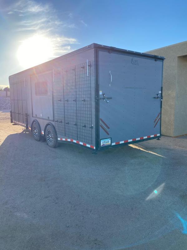2020 Cargo Craft 8.5' x 24' Cargo Trailer / Car Hauler