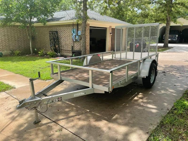 2017 Carry-On 5.5' x 10' Utility Trailer