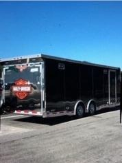 2014 ATC 24' Motorcycle / Car Hauler