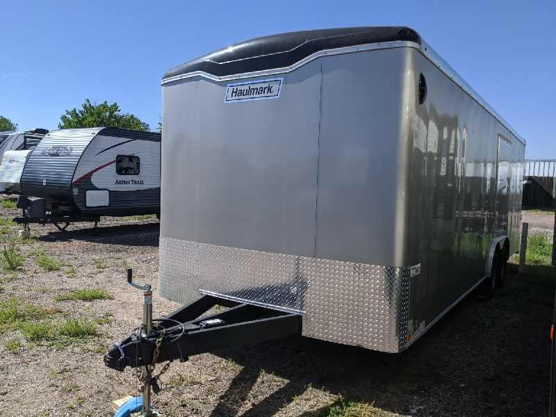 2020 Haulmark 8.5 x 24 Enclosed Car Trailer