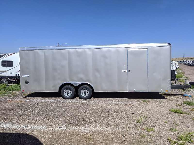 2020 Haulmark 8.5 x 24 Enclosed Car Trailer
