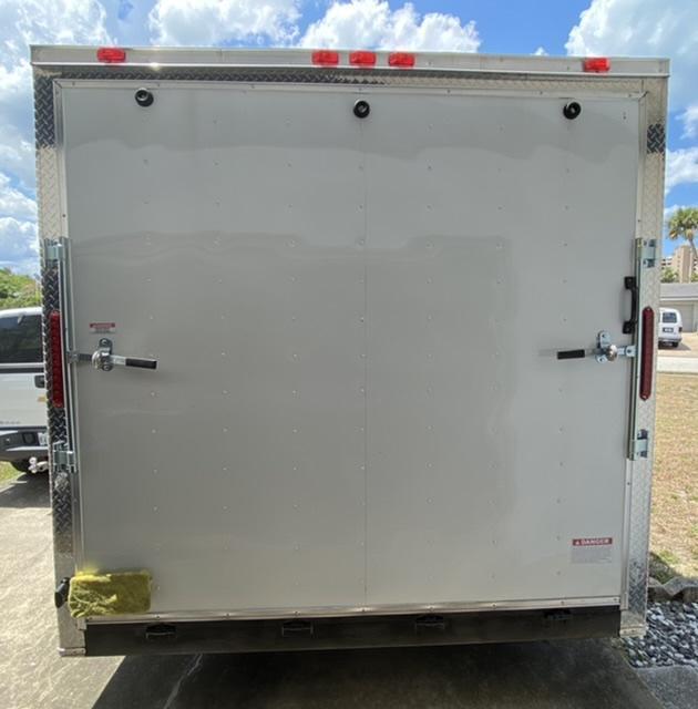 2020 High Roof Enclosed Cargo Trailer