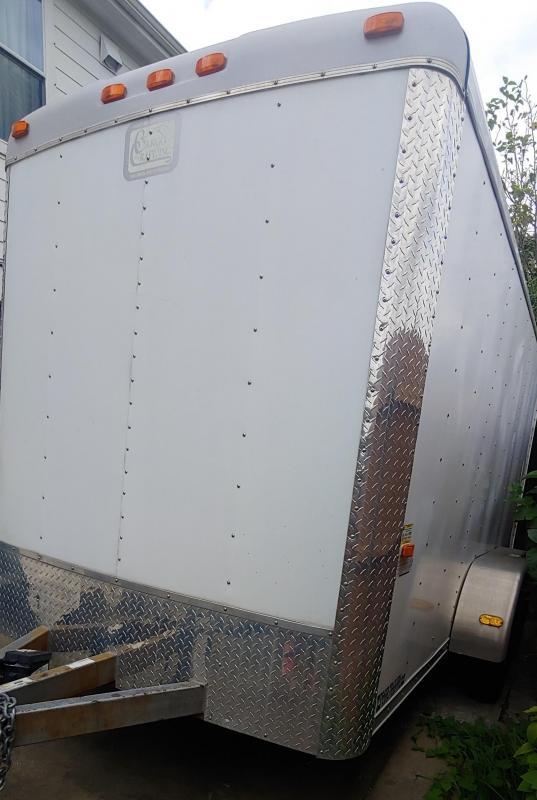 2011 Cargo Craft Expedition 6 x 12 Enclosed Cargo Trailer