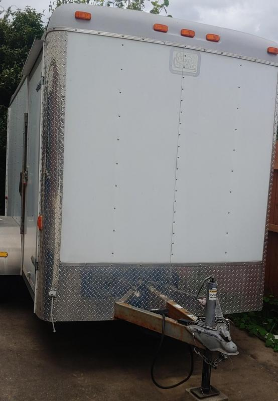 2011 Cargo Craft Expedition 6 x 12 Enclosed Cargo Trailer