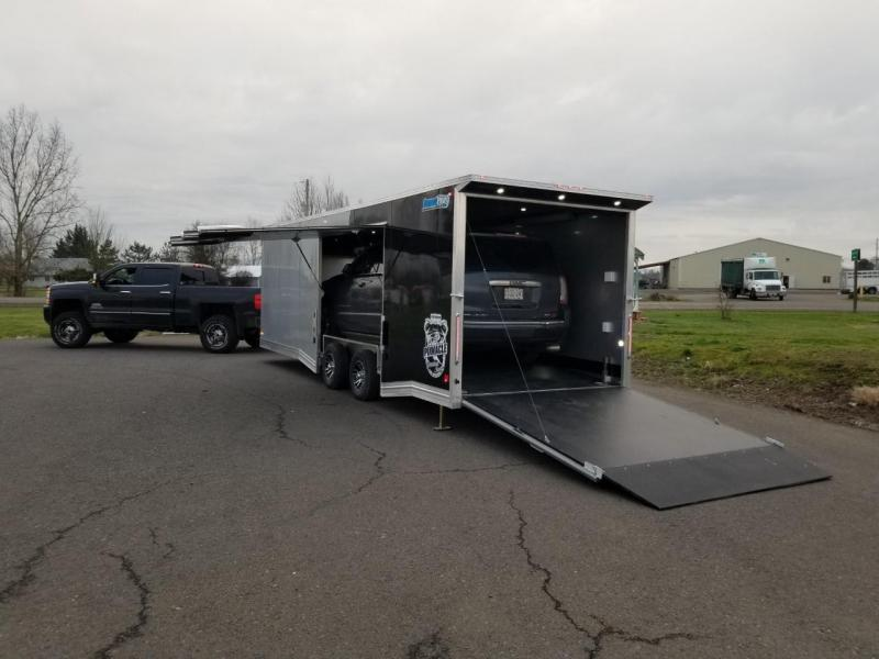 2020 CargoPro 8.5 x 26 All Aluminum Pinnacle Premium Car / Racing Trailer