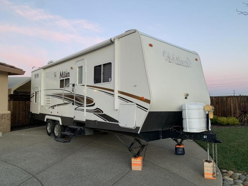 2011 Eclipse RV Milan 26BHS