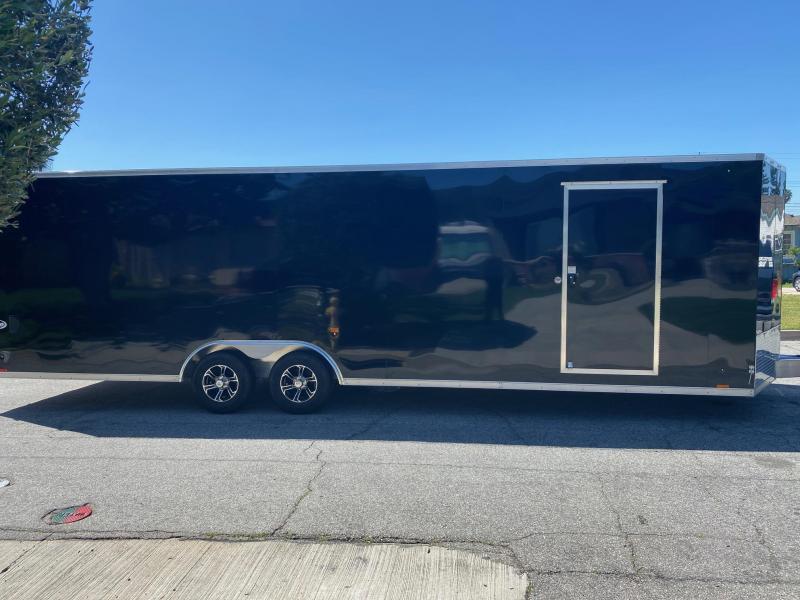2020 Pace American Aluminum 8.5X28 Enclosed Cargo Trailer