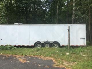 2005 Haulmark EDGE 8' x 42' Enclosed Trailer