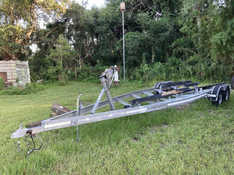 2003 Loadmaster 24'-28' 10K Boat Trailer