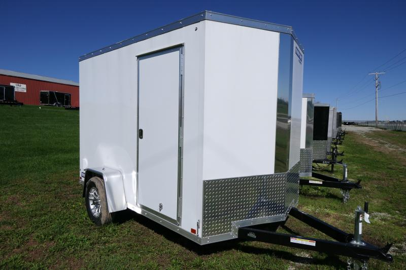 "2020 Sure-Trac 6 x 12 x 72""  Wedge Pro Enclosed Cargo Trailer"