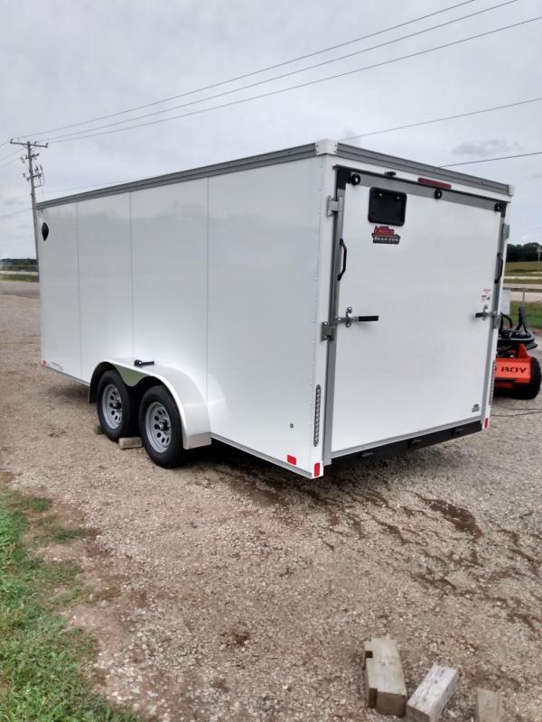 2021 United XLV Enclosed Cargo Trailer