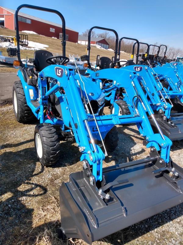 2020 LS Tractor MT225S Compact w/Ldr
