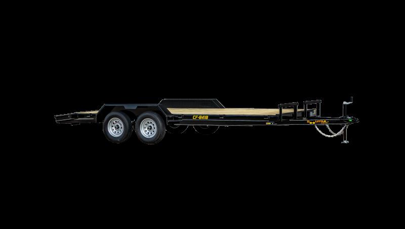 2021 Doolittle Trailer Mfg Doolittle - 7x18+2 Equipment Trailer