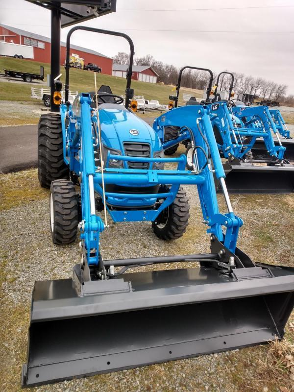 2020 LS Tractor MT235HE Compact w/Ldr HST