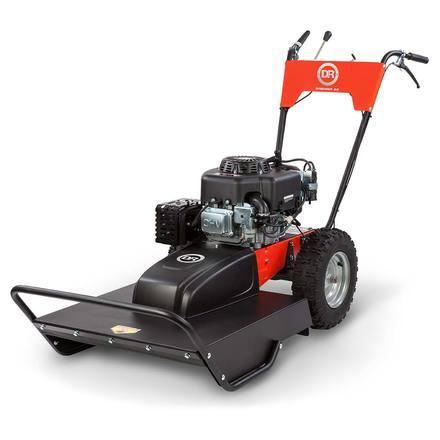 2020 DR Power Equipment Brush Mower Premier 26 Lawn