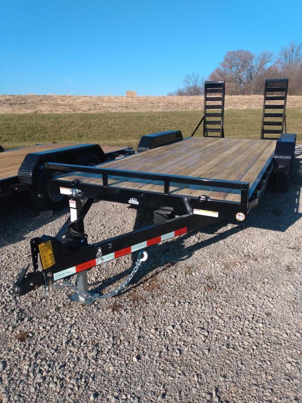 2019 Sure-Trac 7 x 18 Implement HD 14K Implement Trailer