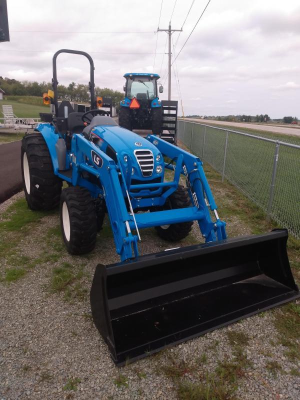 2020 LS Tractor MT 345