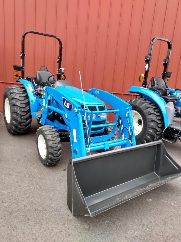 2021 LS Tractor MT225E DEMO