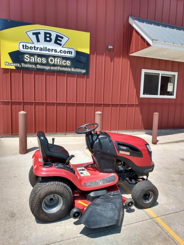 2012 USED Craftsman YT3000 Rider Lawn Mower