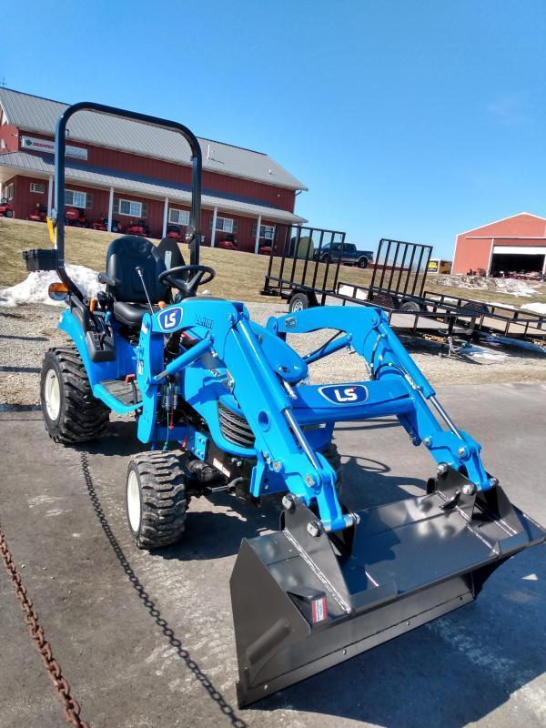 2021 LS Tractor MT125 Sub-comp  w/ Loader Tractor