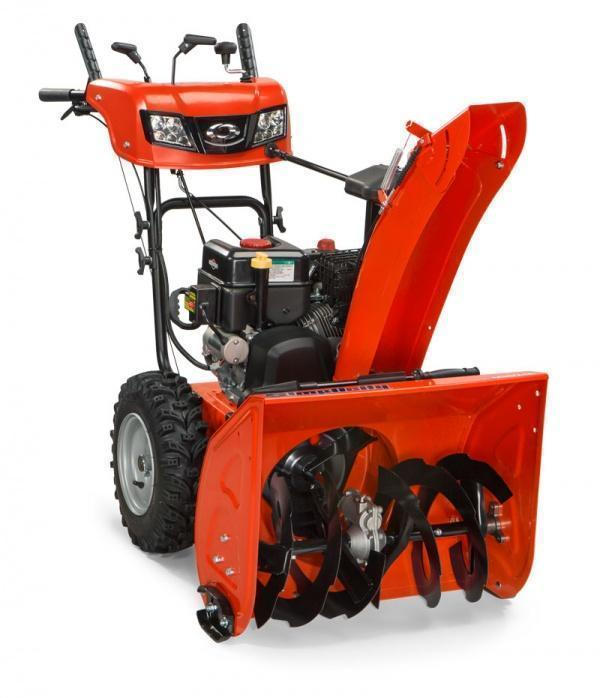 Simplicity Snowblower - 2-Stage 1024