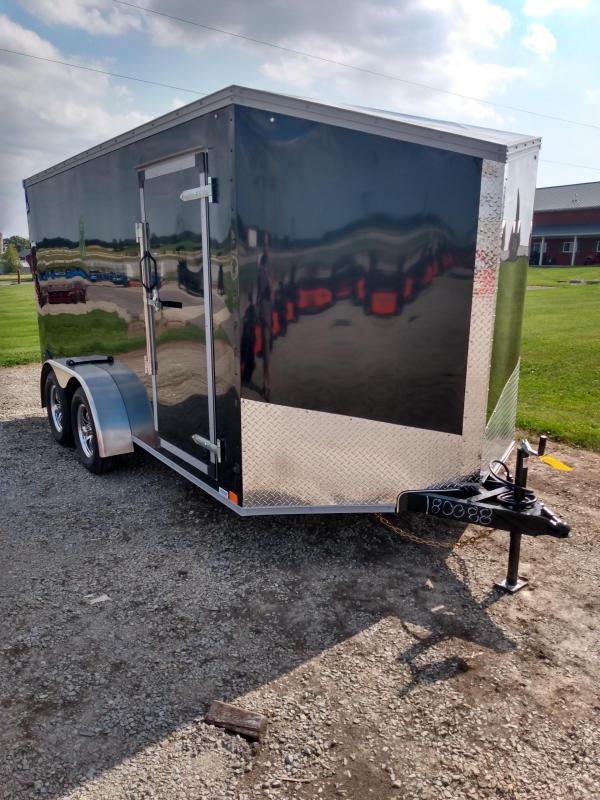 """2021 United Trailers XLV 7x14x72"""" Enclosed Cargo Trailer"""