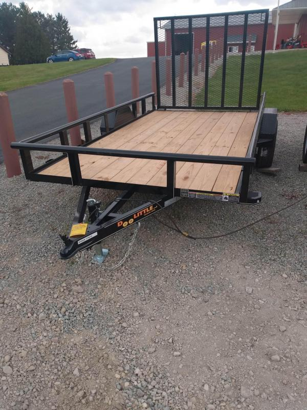 2021 Doolittle Trailer Mfg Doolittle - Utility 77x12 Utility Trailer