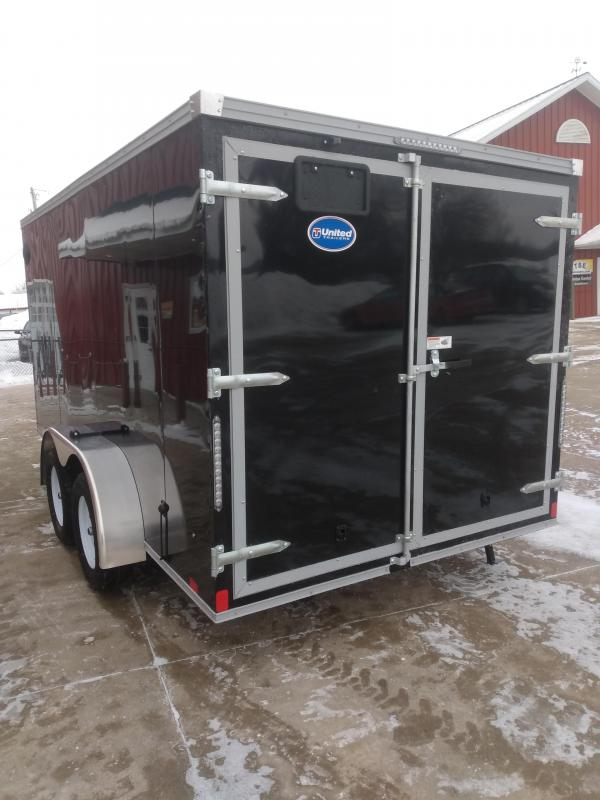 2021 United Enclosed Cargo Trailer