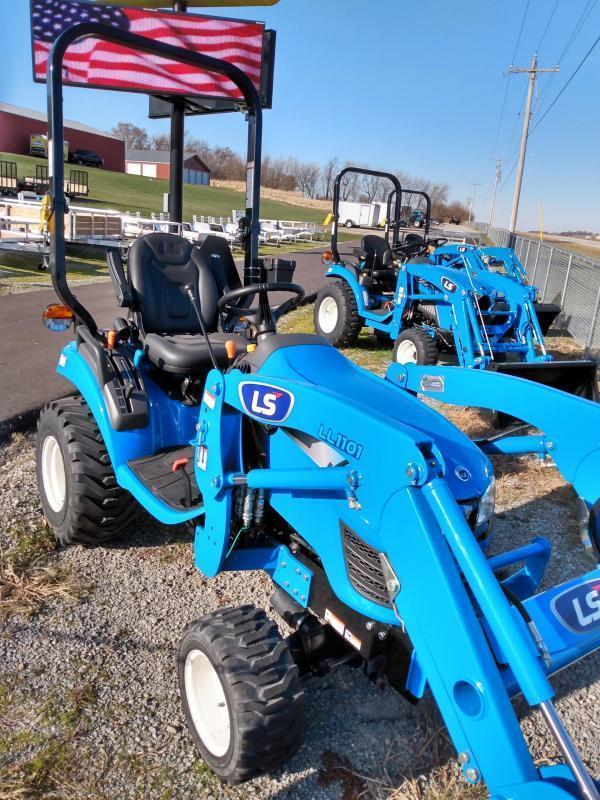 2021 LS Tractor MT125H Tractor